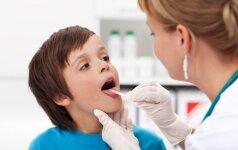 Svarbu žinoti: pakoreguotos vaiko sveikatos tikrinimo taisyklės