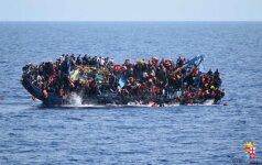 У берегов Ливии подобраны еще около 3000 мигрантов