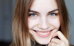 Modelis ir maisto tinklaraštininkė Julija Steponavičiūtė kviečia į bendrą vakarienę