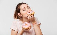 Dietologė: kaip, atsisakius pridėtinio cukraus, išvengti nemalonių simptomų