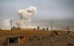 Американский военный погиб при взрыве бомбы около Мосула