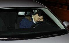 Ночной рейд: подозревают, что российский дипломат за рулем был нетрезвым