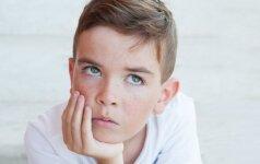 Psichologė – apie tėvų klaidas, kurias darome išleidę vaiką į mokyklą
