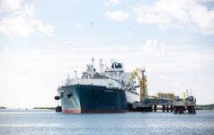 Сделан еще один шаг в направлении общего газового рынка Балтийских стран