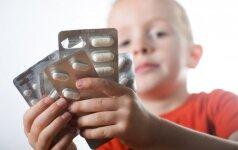 Medikai įspėja: vienas populiariausių vaistų gali kelti didžiulę grėsmę