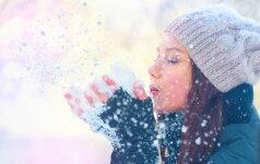 Epidemijoms NE: šis grūdinimosi būdas žiemą prieinamas kiekvienam