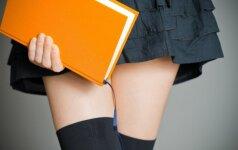 Labai keisti sekso patarimai moterims iš prosenelių laikų