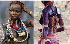 Šiurpą keliantis ritualas – moterų žalojimas prieš vestuves