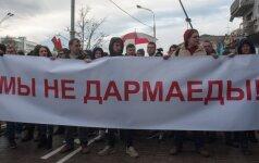 Парламент Беларуси отказался вводить День тунеядца