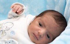 Kūdikis gimė praėjus ketveriems metams po tėvų mirties