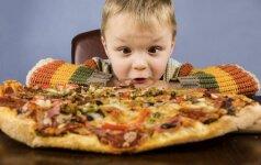 Kodėl Lietuvoje daugėja sergančių vaikų: mitybos specialistės komentaras