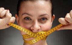 Nevalgyti po šešių - populiariausias lieknėjimo būdas