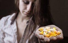 Vaistininkai įspėja: kai kurių vaistų deriniai gali būti labai pavojingi