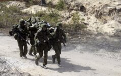 NATO military training