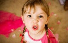 9 frazės susierzinusiam vaikui nuraminti