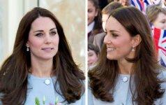 Fotošopas išdarkė Kate Middleton išvaizdą