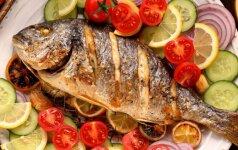 Mitybos specialistės patarimai, kaip išsirinkti žuvį ir kaip tinkamai ją paruošti