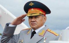 Шойгу заявил, что миссия воздушной полиции НАТО угрожает безопасности России