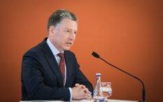 Спецпредставитель США Волкер надеется на перемирие в Восточной Украине