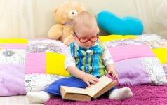 Kokio amžiaus vaiką reikia mokyti skaityti ir kaip tą daryti