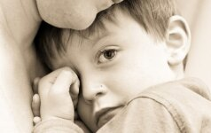 Knyga, kuri padės išaiškinti vaikams, kas yra nerimas, ir padrąsins iš jo išsivaduoti
