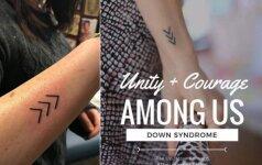 Jei pamatysite šią tatuiruotę turinčius žmones, žinokite – jie augina ypatingą vaiką