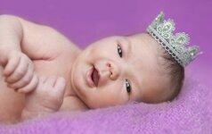 9 įdomieji faktai apie karališkuosius kūdikius