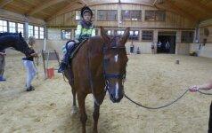 Kaip žirgų terapija padeda vaikams