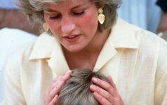 Какой принцы Уильям и Гарри помнят принцессу Диану?