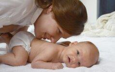 Mitas ar realybė: kaip kvepia kūdikiai?