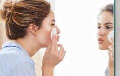 Veido valymas pagal odos tipą – kokį pasirinkti?