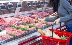 Maisto saugos specialistės pataria, kaip išsirinkti mėsą