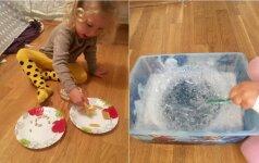 Psichologė Milda Kukulskienė: 8 paprastos ir smagios veiklos dvimečiams