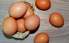Šešios priežastys, kodėl kiaušinius geriau valgyti vakare, o ne per pusryčius