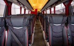 Автобус Lux Express линии Таллин-Рига попал в аварию