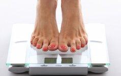 Dietologė atsako: svoris normalus, tačiau turiu lašinukų sluoksnį