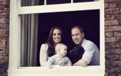 Atskleista, kaip šiandien atrodo karališkasis kūdikis FOTO