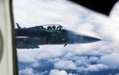 Истребители НАТО на прошлой неделе ни разу не поднимались в воздух