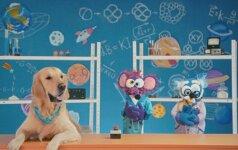 Mokslo pelės