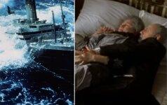 Širdį draskanti Titaniko scena: kaip iš tiesų mirė šie du senukai