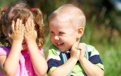 Kaip geriau vaikui: eiti į darželį ar ne?