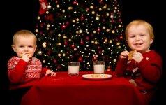 Ko verčiau nedėti ant švenčių stalo, jei auginate vaikus