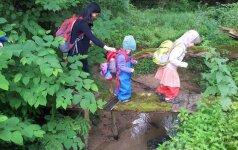 Įspūdžiai iš netradicinio vaikų darželio - Lietuvoje to nėra buvę! FOTO
