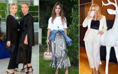 8 stiliaus patarimai mažo ūgio moterims