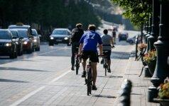 В Клайпеде появятся бесплатные велосипеды