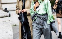 Agnė Gilytė pataria: šį sezoną džinsus keiskime drąsesnių siluetų drabužiais