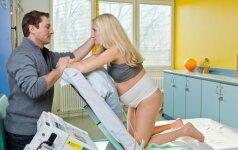 Gydytojas ginekologas: ar tikrai antras gimdymas lengvesnis už pirmąjį