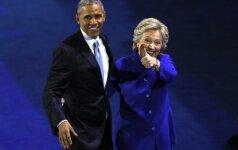 Обама назвал Клинтон лучшим в истории кандидатом в президенты США