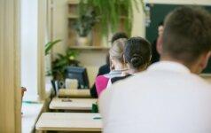 Gerai besimokanti Kauno gimnazijos abiturientė išsakė, ką galvoja apie mokinių skundus