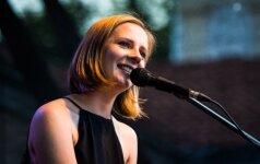 Besilaukianti Ieva Narkutė: netrukus kūryba įgis naują ir labai rimtą konkurentą